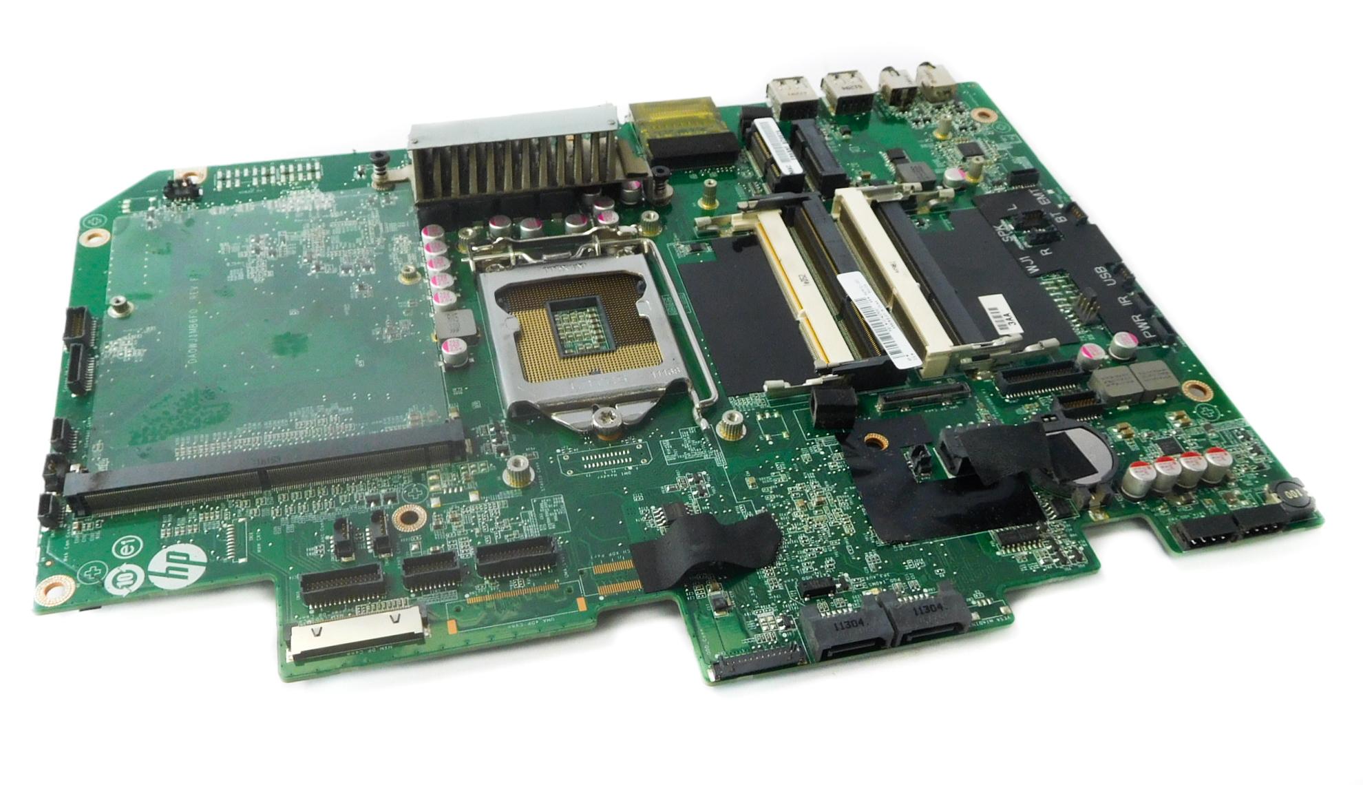 647610-001 HP Touchsmart 600 System Motherboard DA0WJ1MB6F0 REV:F